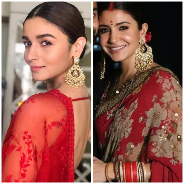 Alia Bhatt to Anushka Sharma: 5 Times Bollywood divas took us back in time with their show stopping red sarees