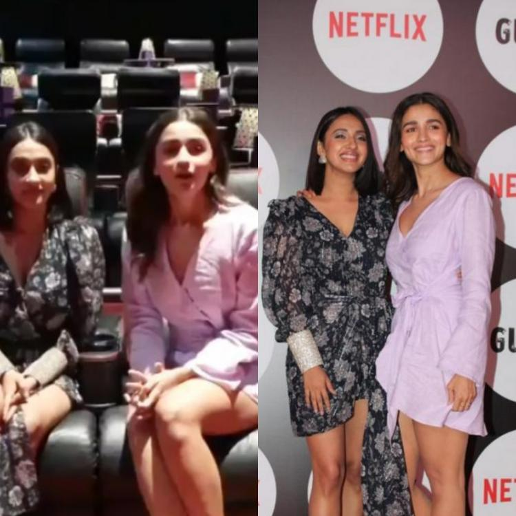 Alia Bhatt has THIS to say about Kiara Advani and Akansha Ranjan Kapoor starrer Guilty; Watch Video