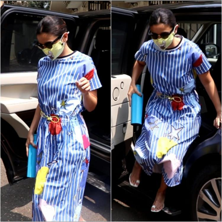 Alia Bhatt keeps things quirky and fun as she steps out in the city in a Mira Mikati dress; Yay or Nay?