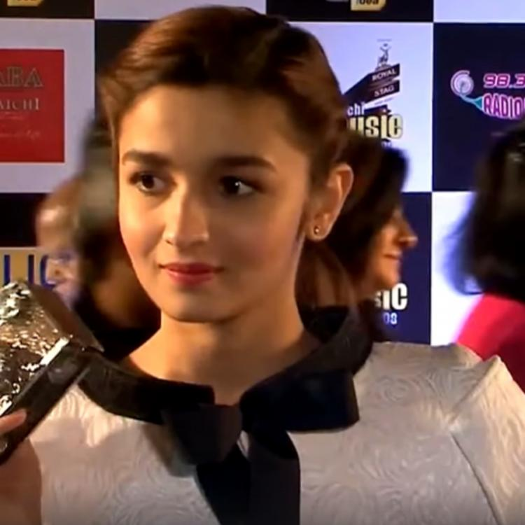 Throwback: When Alia Bhatt lost her cool on being asked the significance of Holi by a reporter