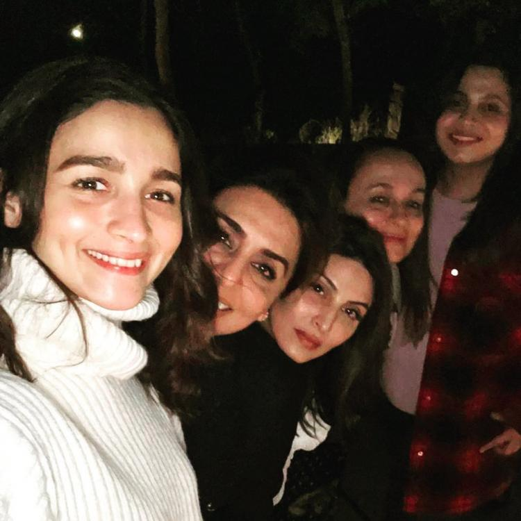 Alia Bhatt, Ranbir Kapoor and their family are spending NYE in Ranthambore