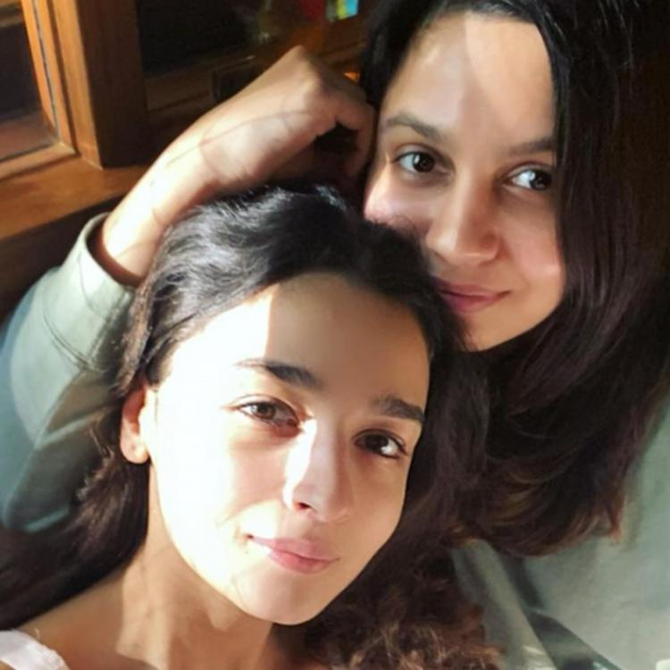 Alia Bhatt spends a perfect weekend with Shaheen Bhatt and their cute sun kissed selfie is proof; Take a look