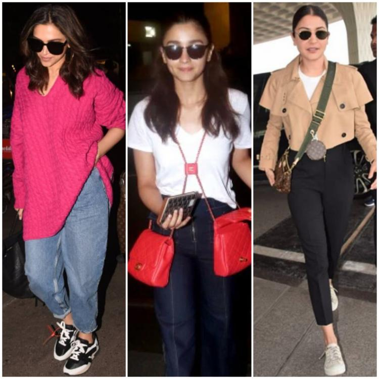 Alia Bhatt to Deepika Padukone, Anushka Sharma: Celebs who showed off their luxury finds at the airport
