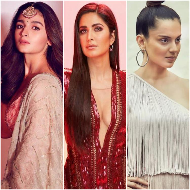 Alia Bhatt to Katrina Kaif, Kangana Ranaut: Who do you think has the best glam game in Bollywood? VOTE