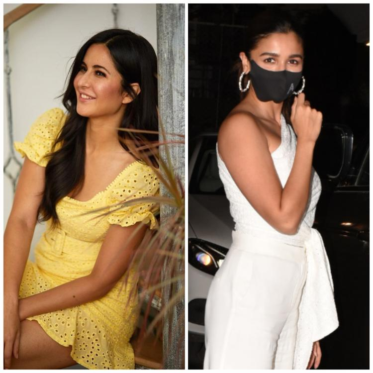 Alia Bhatt to Deepika Padukone, Katrina Kaif: Summery party outfits to rock that aren't black