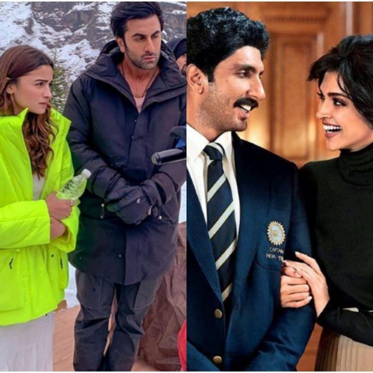 Alia, Ranbir's Brahmastra or Deepika, Ranveer's '83, which couple's film are you more excited about? COMMENT