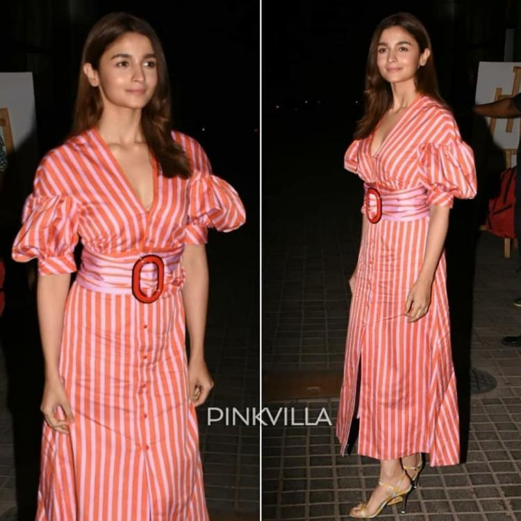Alia Bhatt in Silvia Tcherassi: Yay or Nay?