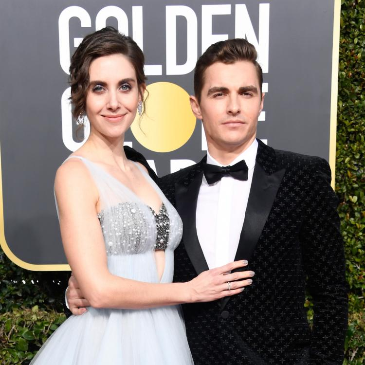 Alison Brie gets candid on lockdown life with Dave Franco