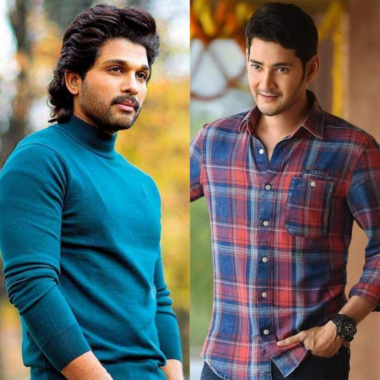 Allu Arjun's Pushpa or Mahesh Babu's Sarkaru Vaari Paata: Which film are you waiting to watch? VOTE NOW