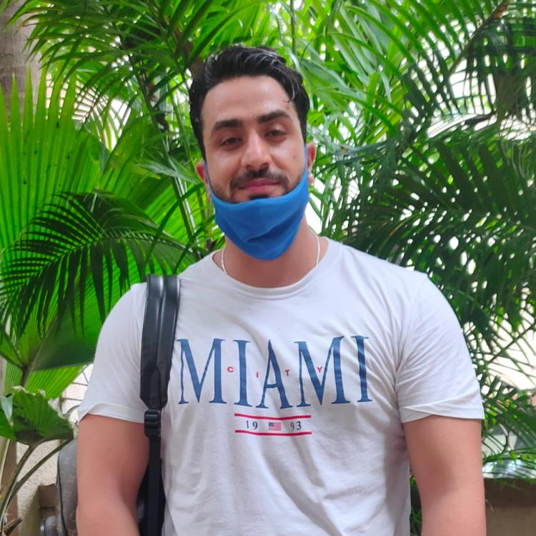 Bigg Boss 14 contestant Aly Goni says most of his family members are COVID 19 positive since the last 9 days