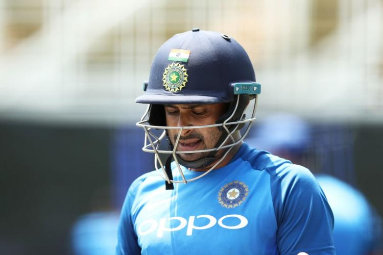 Ambati Rayudu opens up about his 3D tweet: I can't speak for anyone else but for me