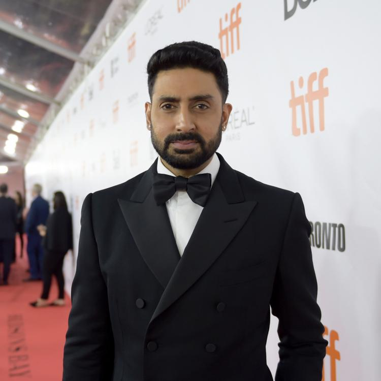 Amid COVID 19 treatment, Abhishek Bachchan shares the captivating view from the hospital ward; See PHOTO
