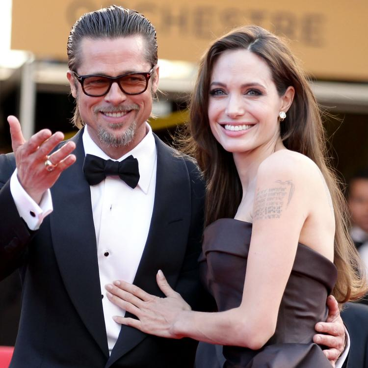 Amid Nicole Poturalski romance, tensions escalate between Brad Pitt & Angelina Jolie; End family therapy?