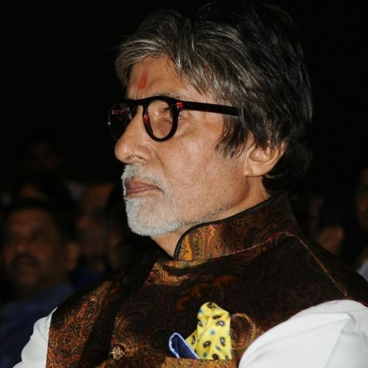 Amitabh Bachchan reveals his office Janak is hit by Cyclone Tauktae