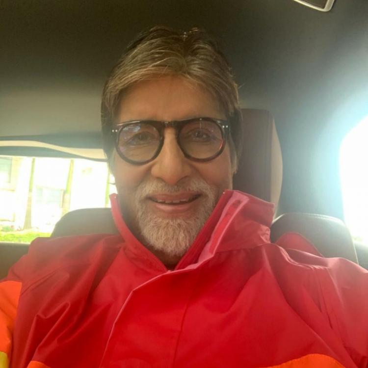 Amitabh Bachchan shares a suitable Hindi word for 'Selfie' and it will leave you amazed; Check it out