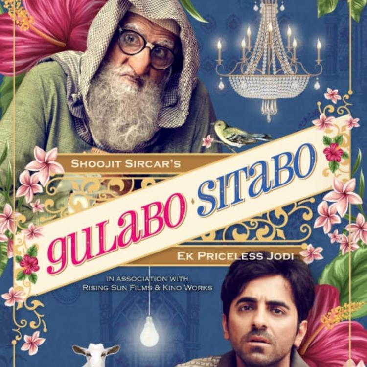 Amitabh Bachchan and Ayushmann Khurrana starrer Gulabo Sitabo to premiere on Amazon Prime Video on THIS date