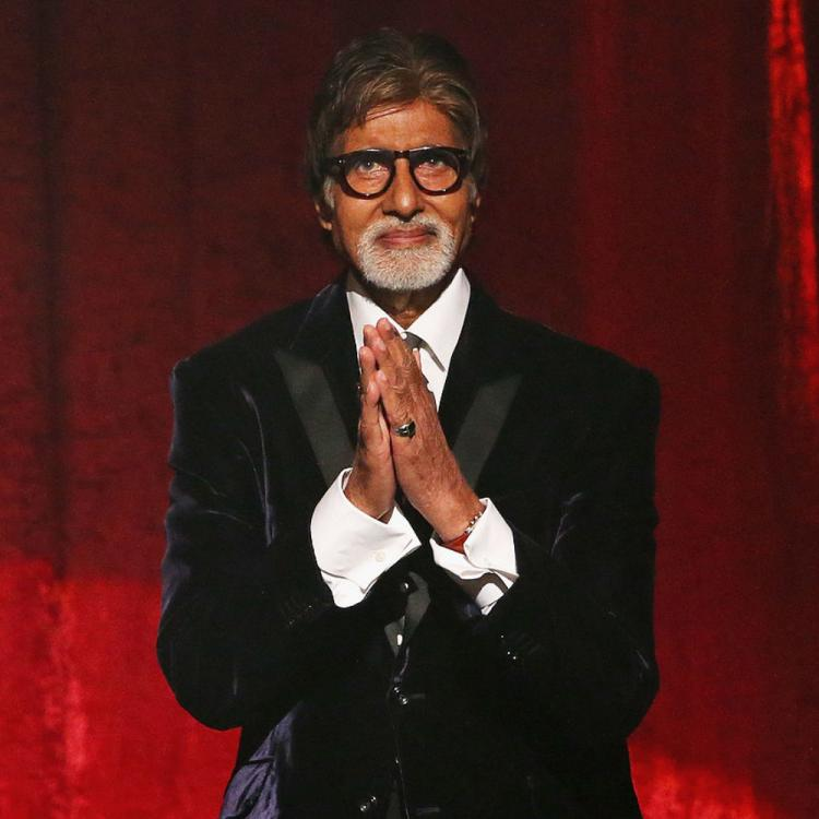 Amitabh Bachchan states being naive doesn't work in this world hours after lashing out at a troll