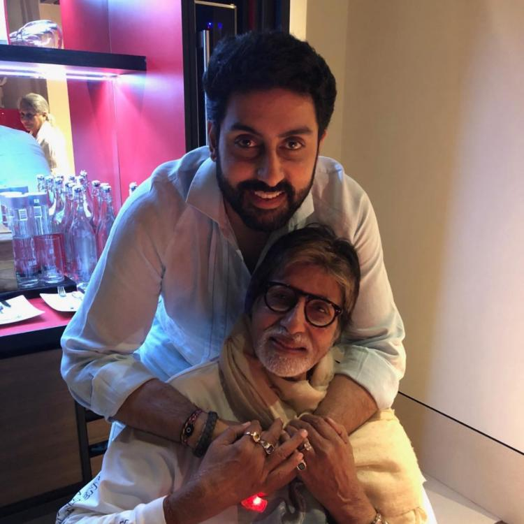 Amitabh Bachchan discharged after testing negative for COVID 19; Abhishek Bachchan to remain in hospital