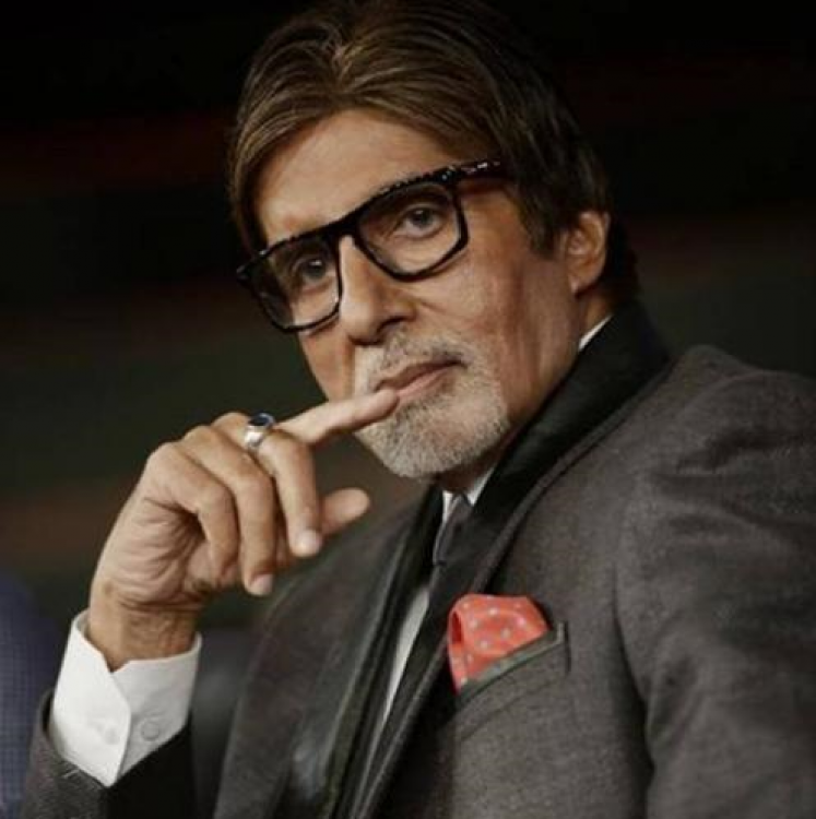 Amitabh Bachchan: It is not a success story, it is a 'somehow managing to exist story'