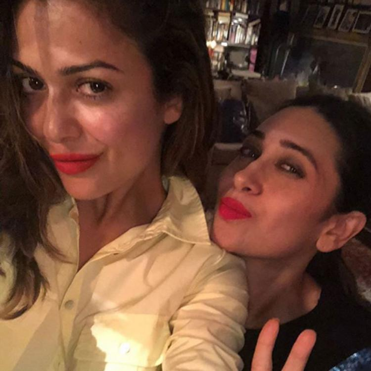 Amrita Arora pens a sweet birthday note for Karisma Kapoor; Calls her 'loyal, strong voice of reason person'