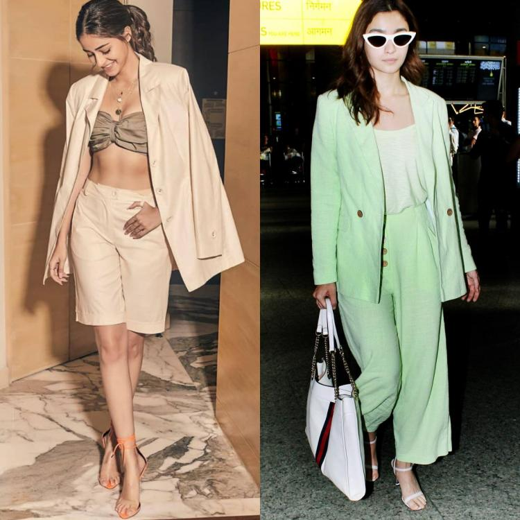 Ananya Panday to Alia Bhatt: Bollywood celebrities are loving this new boss lady look