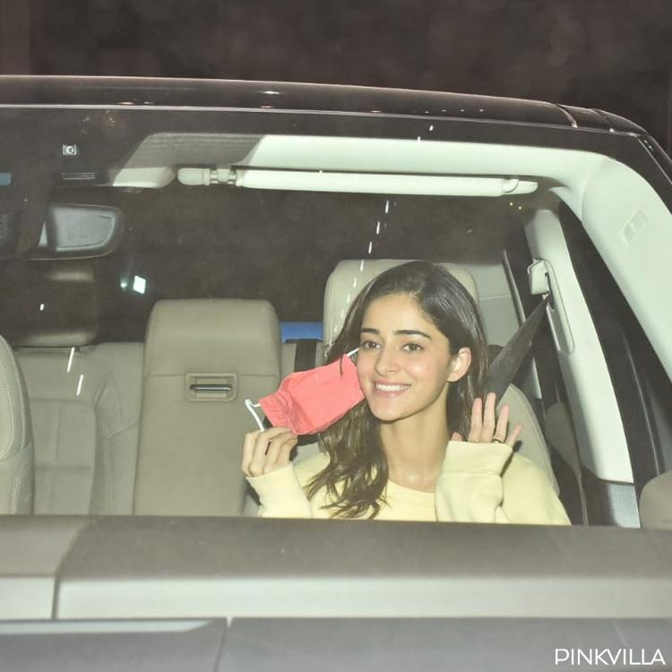 PHOTOS: Ananya Panday looks like breath of fresh air as she gets papped post shooting with Shakun Batra