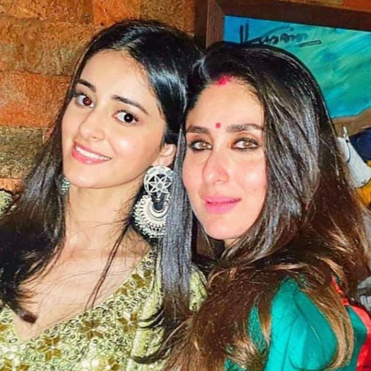 Ananya Panday's birthday wish for Kareena Kapoor Khan