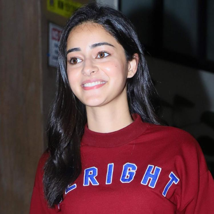 Ananya Panday on working with COVID protocols