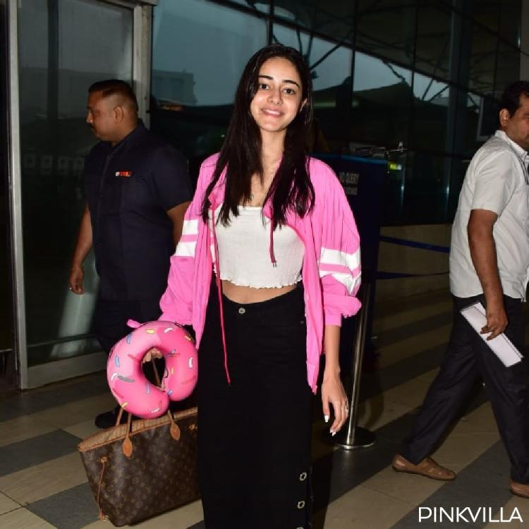 Ananya Panday talks about her journey; says 'I truly enjoy learning and I want to be a student for life'