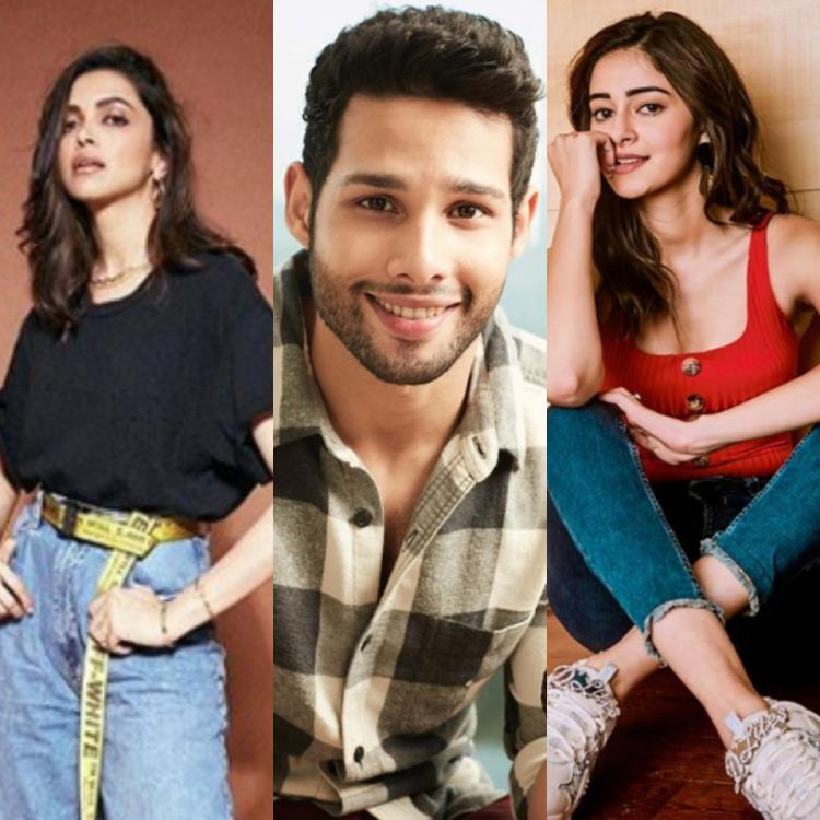 Ananya Panday to play the second lead in Deepika Padukone & Siddhant Chaturvedi's modern love story? Find out