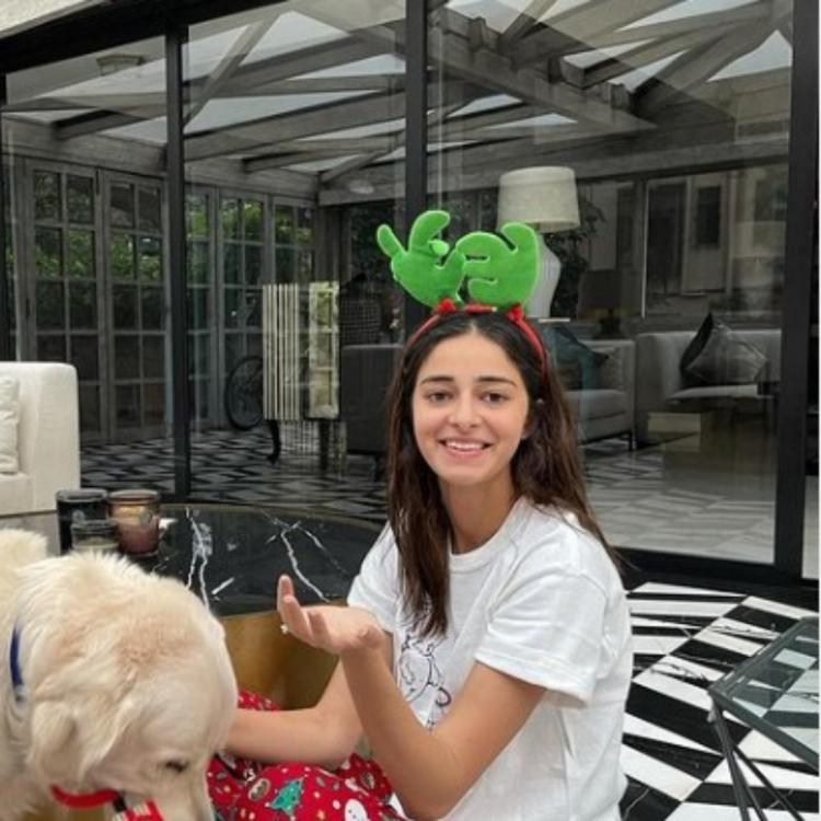 INSIDE Ananya Panday's fancy & lush house in Mumbai; Photos that will give you a quick tour of her dreamy pad