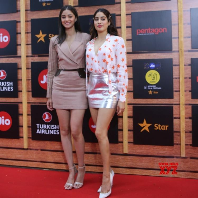 Ananya Panday on being pitted against Sara Ali Khan & Janhvi Kapoor: We all are friends and working together