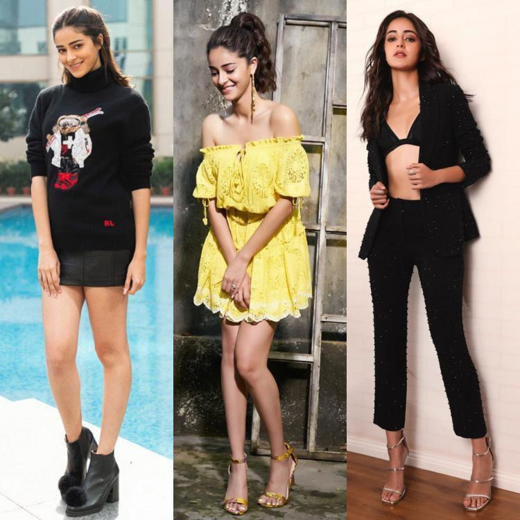 Ananya Panday's promotional looks for Pati Patni Aur Woh are what EVERY millennial girl needs in her wardrobe