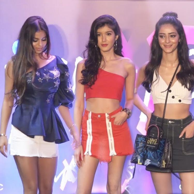 """Ananya Panday says, """"When trolling happens, Suhana Khan, Shanaya and I always have each other's back"""""""