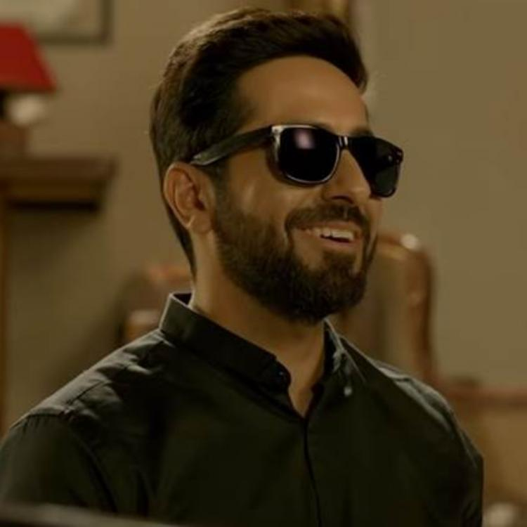 Ayushmann Khurrana gets a special SURPRISE on sets of a brand shoot after bagging National Award for Andhadhun