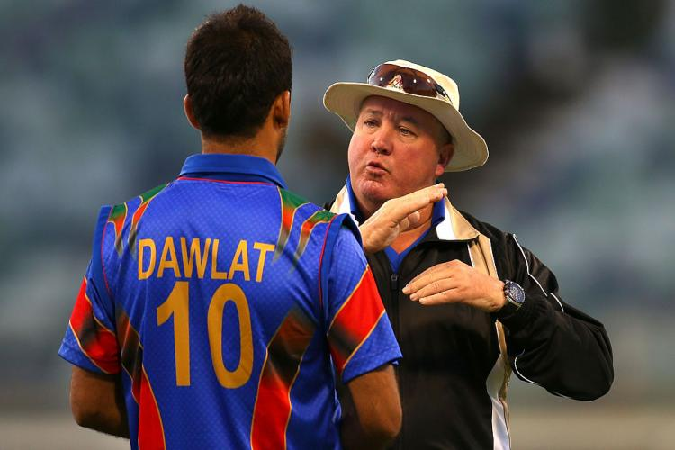 Interim Afghanistan coach Andy Moles calls for consistency ahead of the one-off Test against Bangladesh