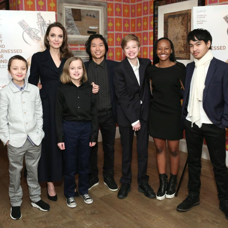 Angelina Jolie REVEALS how her children treated her on Mother's Day; Deets Inside