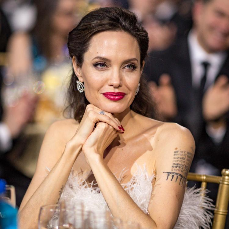 Angelina Jolie confesses she 'lacks skills to be a stay at home mom'