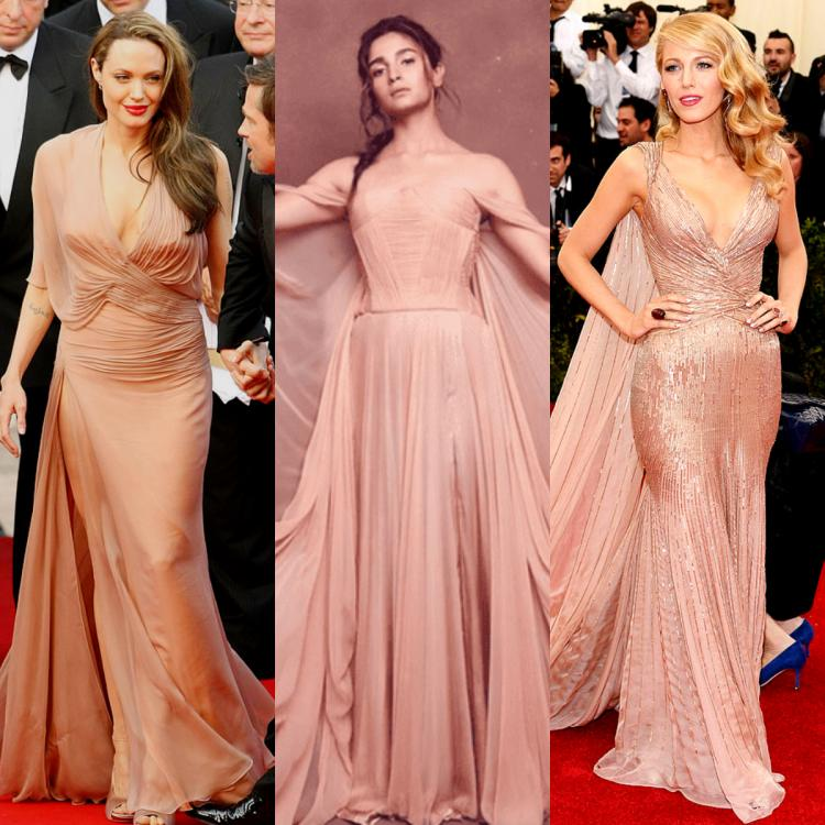 Angelina Jolie, Alia Bhatt to Blake Lively: 5 Times champagne hued gowns made a red carpet statement