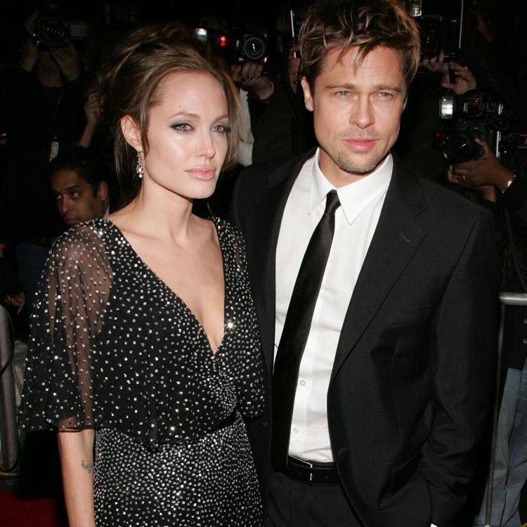 Angelina Jolie is currently residing at Cecil B DeMille's former estate