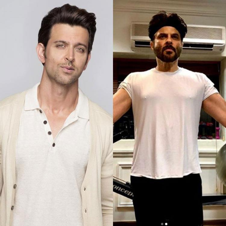 Anil Kapoor's beast mode at 63 leaves Hrithik Roshan in awe; Actor calls Duggu his inspiration