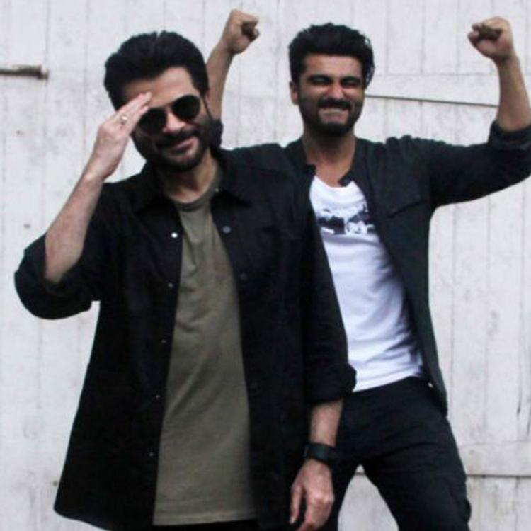 Anil Kapoor pens a sweet birthday note for Arjun Kapoor; Shares his favourite thing about his nephew