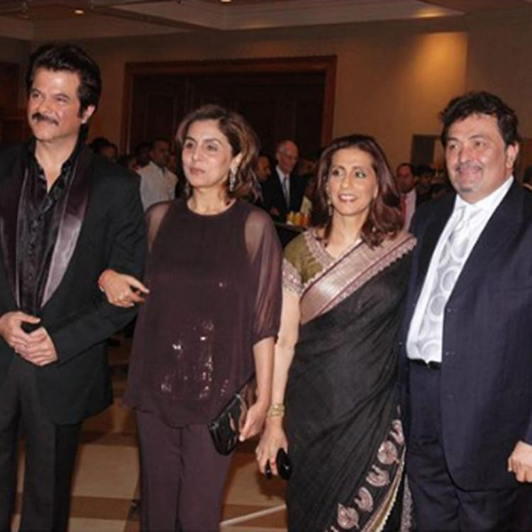 Anil Kapoor remembers his James aka Rishi Kapoor; Shares one of his happiest moments with him