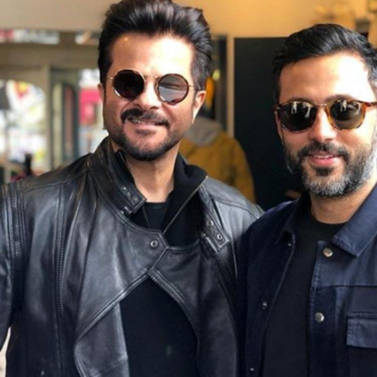 Anil Kapoor is 'blessed' to have son in law Anand Ahuja as he pens a heartwarming note on his birthday