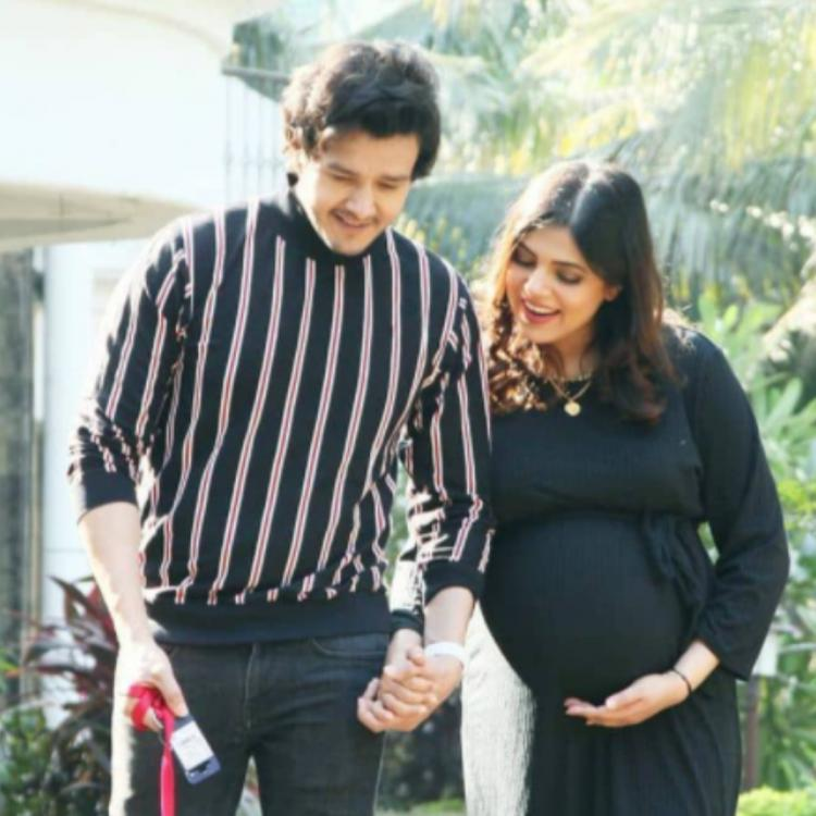 Aniruddh Dave and Shubhi Ahuja are very excited about their first child