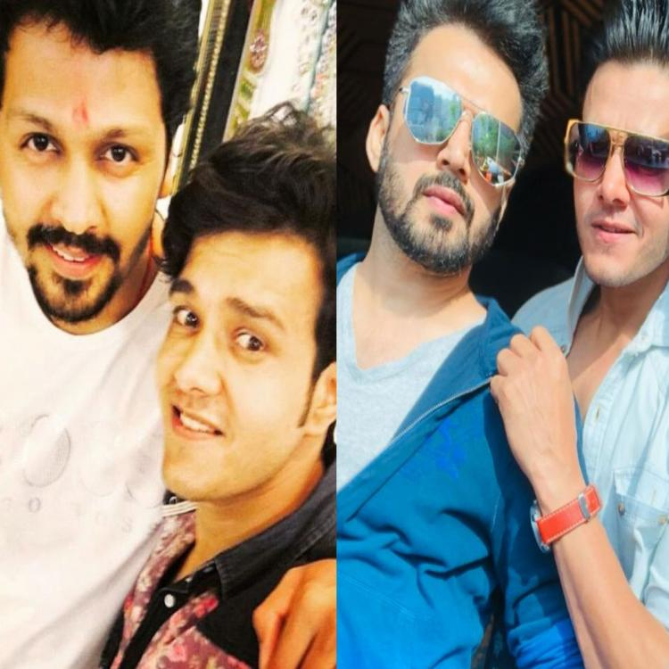 Aniruddh Dave battles COVID 19: Mohit Daga and Ajay Singh Chaudhary urge people to pray for the actor