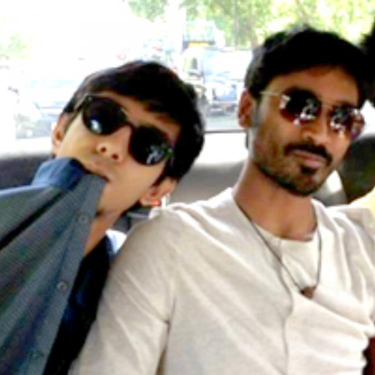 Anirudh Ravichander is back with Dhanush for D44