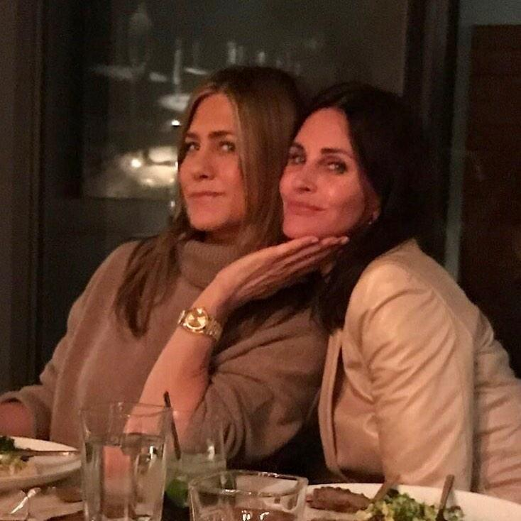 Courteney Cox aka Monica Geller's 55th birthday party was a 'Friends' reunion; See UNSEEN pics