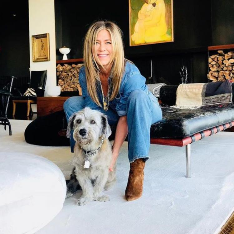 Jennifer Aniston shares a sneak peek of her palatial USD 21 million Los Angeles home; See Pics