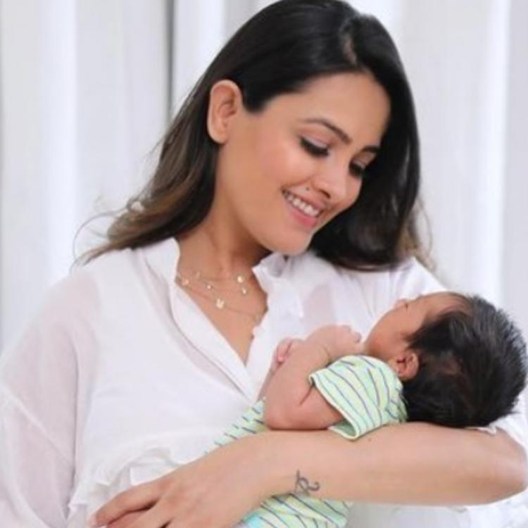 Anita Hassanandani and Rohit Reddy have welcomed their little munchkin in February